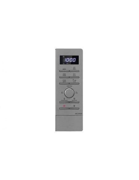 Panasonic NN-S29KSMEPG mikroaaltouuni Pöytämalli Solo-mikroaaltouuni 20 L 800 W Harmaa Panasonic NN-S29KSMEPG - 3