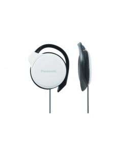 Panasonic RP-HS46E-W headphones/headset Ear-hook Black, White Panasonic RPHS46EW - 1
