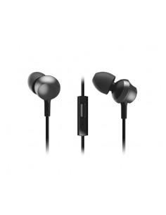 Panasonic RP-TCM360E-K headphones/headset In-ear 3.5 mm connector Black Panasonic RPTCM360E-W - 1