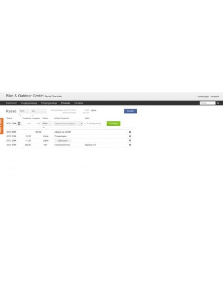 Lexware Lexoffice - Rechnung & Finanzen Elektroninen ohjelmistolataus (ESD) Saksa Lexware Gmbh & Co. Kg 01347-0550 - 8
