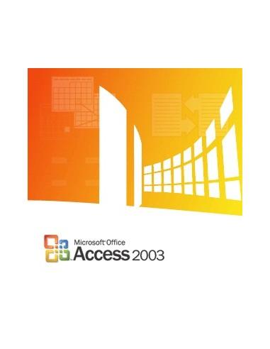 Microsoft Access 2003. x32, GOV, SA, 1u, OLP-NL Microsoft 077-03412 - 1