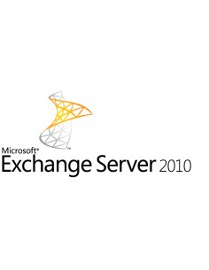 Microsoft Exchange Server 2010. Standard, EDU, 5 USR CAL, EN Microsoft 381-04115 - 1