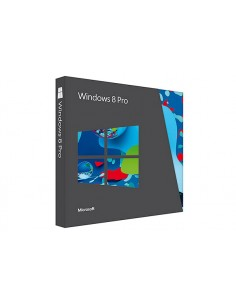 Microsoft Windows 8 Pro N Microsoft 43R-00028 - 1