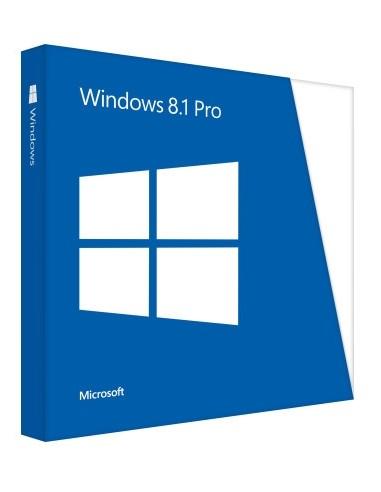 Microsoft Windows 8.1 Pro Microsoft 4YR-00181 - 1