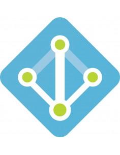 Microsoft Azure Active Directory Premium P2 Microsoft 6EM-00001 - 1