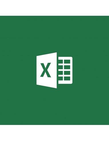 Microsoft Excel for Mac Microsoft D46-00485 - 1