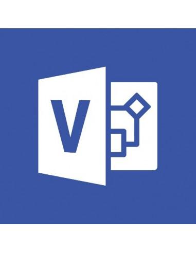 Microsoft Office Visio Microsoft D86-01289 - 1