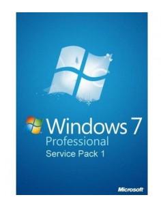Microsoft Windows 7 Professional SP1 Microsoft FQC-08697 - 1