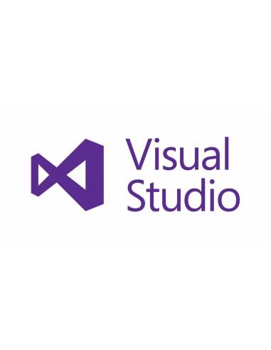 Microsoft Visual Studio Test Professional w/ MSDN Microsoft L5D-00099 - 1