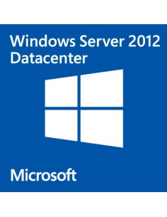 Microsoft Windows Server 2012 Datacenter, Lic/SA, 2CPU, OLV-C, 1Y-Y1, AP Microsoft P71-06969 - 1