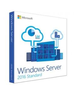 Microsoft Windows Server 2016 Standard Originalreservdelar (OEM) Engelska Microsoft P73-07153 - 1