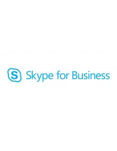 Microsoft MS OVL-NL LyncSvrPlusDCAL+SA 1Y-Y2 AP 1 licens/-er Microsoft YEG-00068 - 1