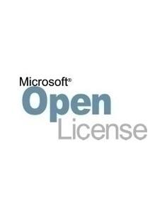 Microsoft SQL CAL, Pack OLP NL, License & Software Assurance, 1 user client access license, EN lisenssi(t) Englanti Microsoft 35