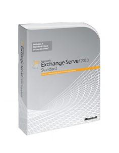 Microsoft Exchange Server 2010 Standard, GOV, OLP-NL, SA, D CAL Microsoft 381-02590 - 1