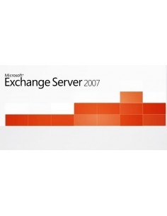 Microsoft Exchange Standard CAL, Pack OLP NL, License & Software Assurance, 1 user client access license Microsoft 381-03107 - 1