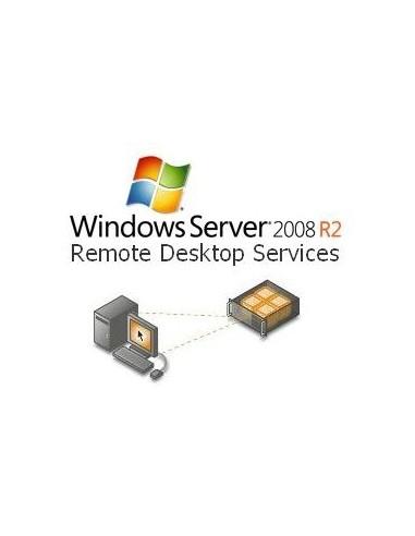 Microsoft Remote Desktop Services 2008 R2, OLP-NL, SA, U CAL Microsoft 6VC-01152 - 1