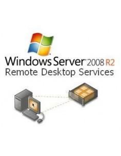 Microsoft Remote Desktop Services 2008 R2, OLP-NL, SA, U CAL Microsoft 6VC-01158 - 1