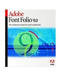 Adobe Font Folio 9 1+ lisenssi(t) Englanti Adobe 54010528AF01A00 - 1
