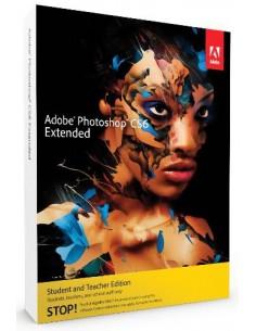 Adobe CLP-E Photoshop CS6 Extended Adobe 65170773AB01A00 - 1