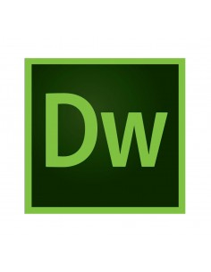 Adobe Dreamweaver CC Monikielinen Adobe 65224666BB01A12 - 1