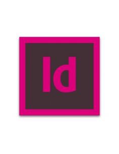 Adobe InDesign CC 1 lisenssi(t) Uusiminen Monikielinen Adobe 65263293BB04A12 - 1