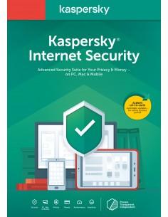 Kaspersky Lab Internet Security 2020 1 lisenssi(t) vuosi/vuosia Hollanti Kaspersky KL1939B5AFS-20SLIM - 1
