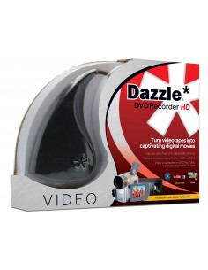 Corel Dazzle DVD Recorder HD video capturing device Internal USB 2.0 Corel DDVRECHDML - 1