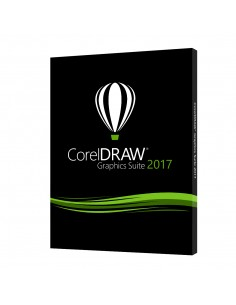 Corel CorelDraw Graphics Suite 2017 15+1U Monikielinen Corel LCCDGS2017MLCRA - 1