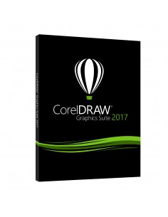 Corel CorelDraw Graphics Suite 2017 1U UPG 1 license(s) Upgrade Multilingual Corel LCCDGS2017MLUG1 - 1
