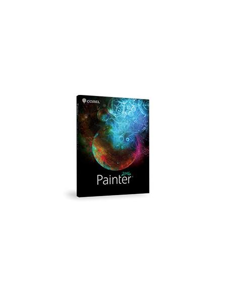 Corel Painter 2016 Upgrade 5 - 50u Päivitys Saksa, Ranska Corel LCPTR2016MUGPCM2 - 1
