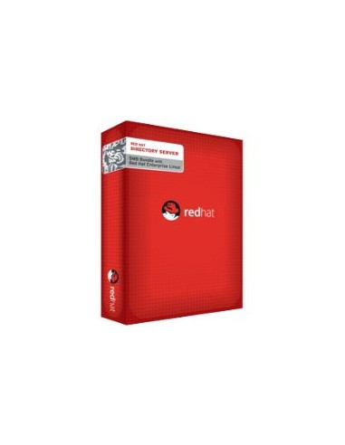Red Hat Directory Server 3y 1 lisenssi(t) Red Hat MCT0826F3 - 1