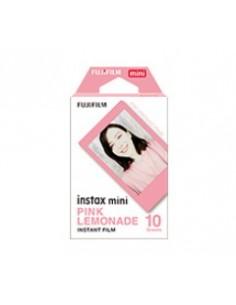Fujifilm Instax Mini Pink Lemonade polaroidfilm 10 styck 54 x 86 mm Fujifilm 16581836 - 1