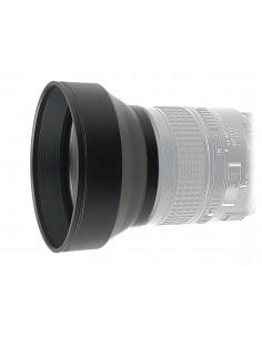 Kaiser Fototechnik 6827 objektiivin suojus 7,7 cm Musta Kaiser Fototechnik 6827 - 1