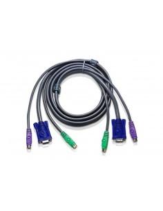 Aten 2L5003P KVM-kaapeli 3 m Aten 2L-5003P/C - 1