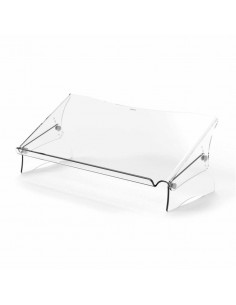Fellowes 9731301 desk tray/organizer Acrylic Transparent Fellowes 9731301 - 1
