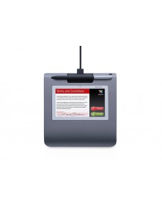 "Wacom STU-530 12.7 cm (5"") LCD Harmaa Wacom STU-530-CH - 1"