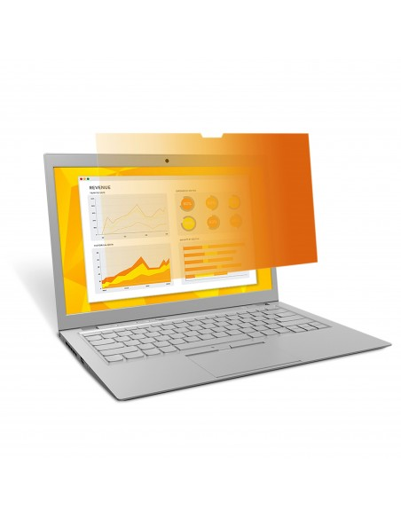 3M Guld sekretessfilter till Apple® MacBook Pro® 15 tum med Retina-display 3m 7000059572 - 1