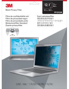 """3M PF121C3B Privatfilter för ramlösa datorskärmar 30.7 cm (12.1"""") 3m PF121C3B - 1"""