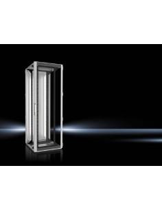 Rittal 5512.131 rack cabinet 47U Freestanding Black, Grey Rittal 5512131 - 1