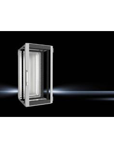 Rittal DK 5526.141 24U Freestanding rack Black, Grey Rittal 5526141 - 1