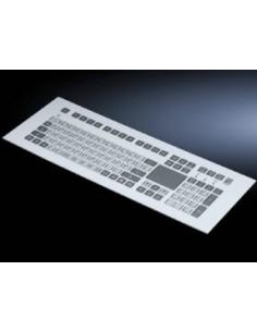 Rittal SM 6446.030 näppäimistö USB Saksa Valkoinen Rittal 6446030 - 1