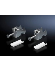 Rittal DK 7099.000 cable clamp Stainless steel 25 pc(s) Rittal 7099000 - 1