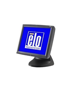 "Elo Touch Solution 1529L 38.1 cm (15"") 1024 x 768 pikseliä Harmaa Elo Ts Pe E273617 - 1"