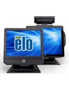 "Elo Touch Solution 15B2 38.1 cm (15"") 1024 x 768 pikseliä Kosketusnäyttö Intel Atom® 2 GB DDR3-SDRAM 320 HDD Harmaa All-in-One E"