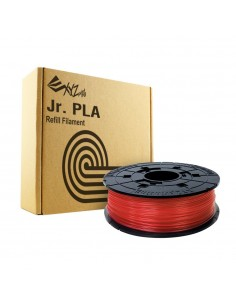 XYZprinting RFPLCXEU02A 3D-tulostusmateriaali Polymaitohappo (PLA) Punainen 600 g  RFPLCXEU02A - 1