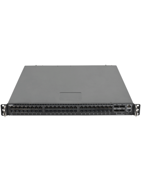 QCT QuantaMesh BMS T1048-LB9 Managed L2/L3 Gigabit Ethernet (10/100/1000) 1U Black Quanta 1LB9BZZ0STR - 2