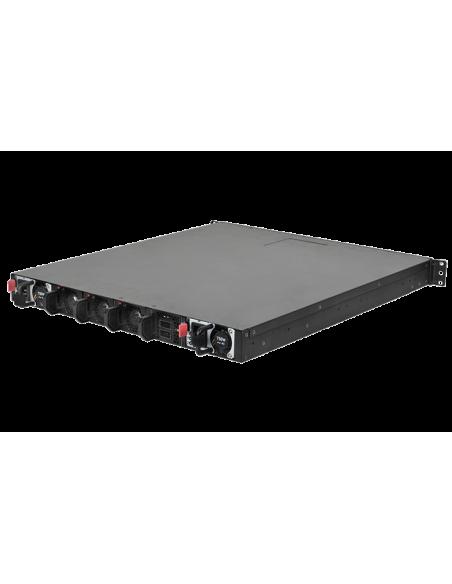 QCT QuantaMesh BMS T1048-LB9 Hallittu L2/L3 Gigabit Ethernet (10/100/1000) 1U Musta Quanta 1LB9BZZ0STR - 4
