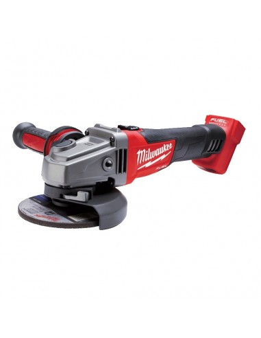 Milwaukee Fuel M18cag125x-0x Cordless Angle Grinder Milwaukee 4933451439 - 1