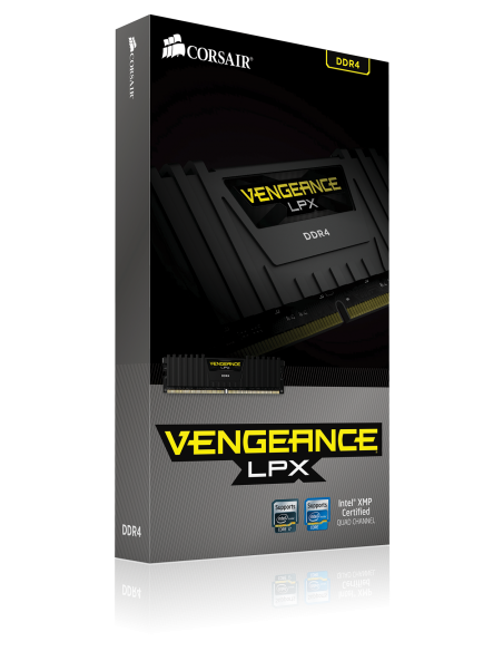 Corsair 32GB Vengeance LPX muistimoduuli 4 x 8 GB DDR4 3600 MHz Corsair CMK32GX4M4B3600C18 - 6