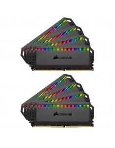 Corsair Dominator Platinum RGB muistimoduuli 128 GB 8 x 16 DDR4 3600 MHz Corsair CMT128GX4M8X3600C18 - 1